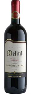 Melini Chianti Borghi d'Elsa 2015 750ml - Case of 12